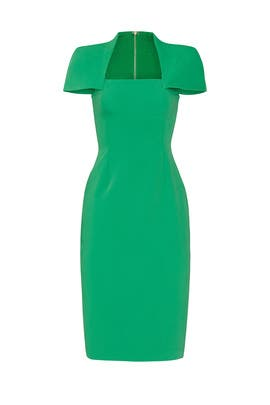 Emerald Vera Dress by ELLIATT