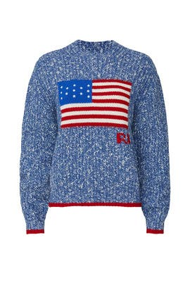 Blue Flag Sweater by Polo Ralph Lauren
