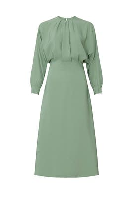 Dolman Sleeve Dress by Victoria Victoria Beckham