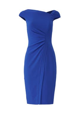 Tassa Cobalt Dress by L.K. Bennett