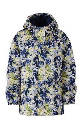 Emlyn Floral Jacket by AMUR