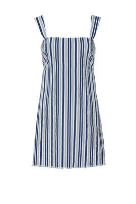 Blue Aria Dress by Show Me Your Mumu