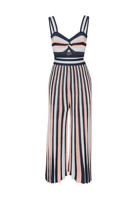 Isabella Knit Jumpsuit by Temperley London