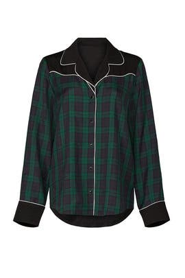 Preppy Check Shirt by Tommy Hilfiger