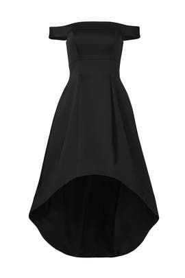 3e91d9bfdd Black Bonded Dress by Cynthia Rowley for  75