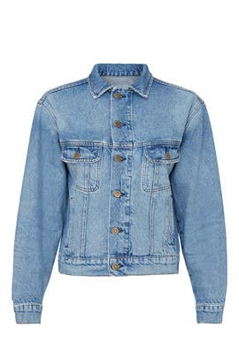 Mccoy Denim Jacket by Reformation