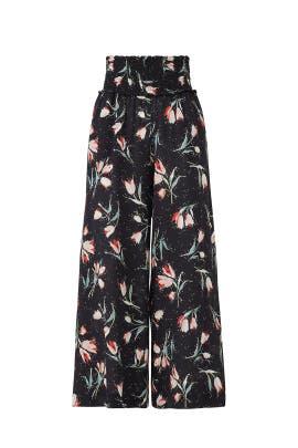 Ikat Tulip Pants by Rebecca Taylor