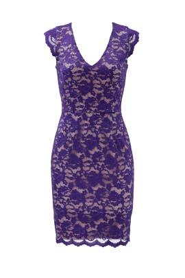 Purple Raine Sheath by Slate & Willow