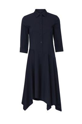 Rizzo Asymmetrical Dress by LAFAYETTE 148 New York