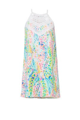 Floral Pearl Shift by Lilly Pulitzer