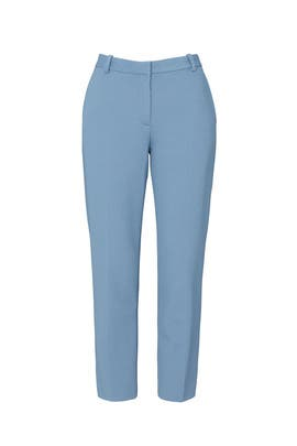 Chambray Tailored Trousers by Theory