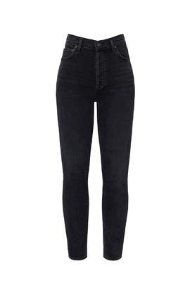 Virtue Nico High Rise Jeans by AGOLDE