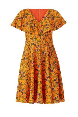 Floral Wren Dress by Jay Godfrey