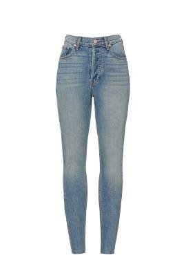The Bridgett High Rise Skinny Jeans by Midheaven Denim