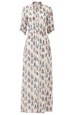 Greyson Maxi Dress by Matison Stone