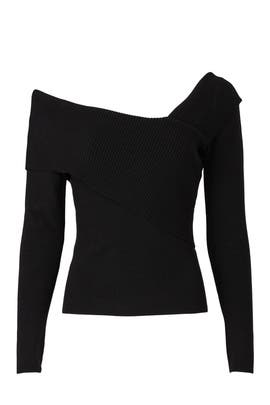 Asymmetrical Sweater by Peter Som Collective