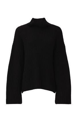 Oversized Bell Sleeve Sweater by Sweet Baby Jamie