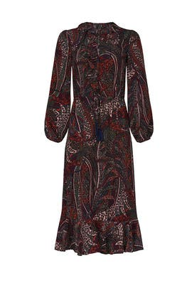 Pryska Abstract Dress by Vanessa Bruno