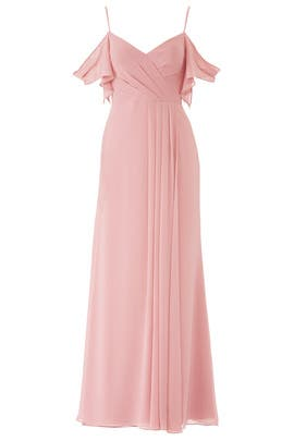 Blush Aldridge Gown by WATTERS