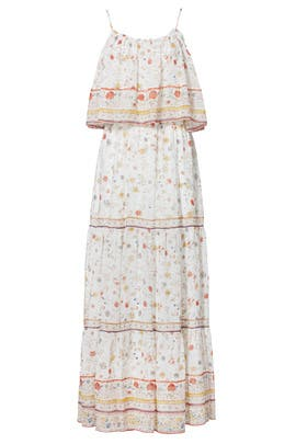 Floral Vernita Maxi Dress by Joie