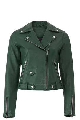 Ivy Leather Jacket by Slate & Willow