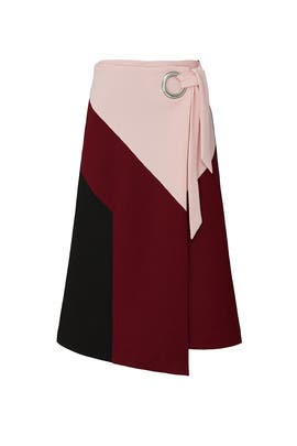 Dawn Wrap Skirt by Slate & Willow