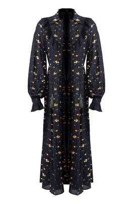 Floral Bohemian Duster by byTiMo