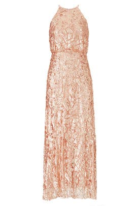 c72f93632528 Rose Gold Tiffany Gown by Donna Morgan for $55 - $70 | Rent the Runway