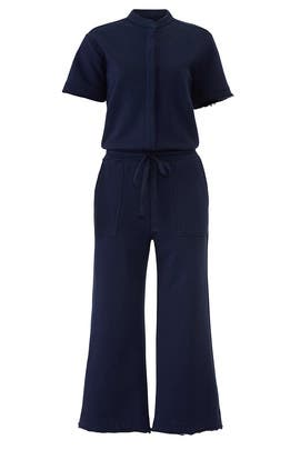 Terry Utility Jumpsuit by KINLY