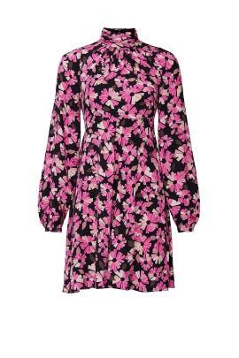 Wallflower Smocked Dress by kate spade new york