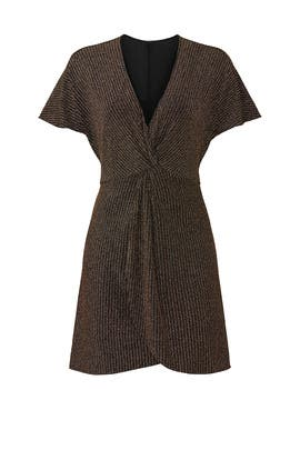 Get Twisted Mini Dress by Show Me Your Mumu