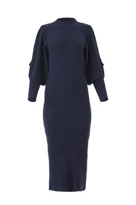 Jade Knit Dress by ELLIATT
