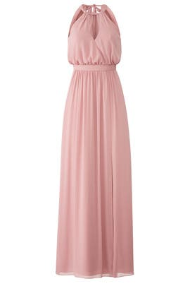 Blush Fleurette Gown by WATTERS