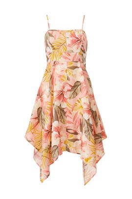 Floral Phara Dress by Joie