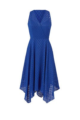 Blue Emmy Dress by Shoshanna