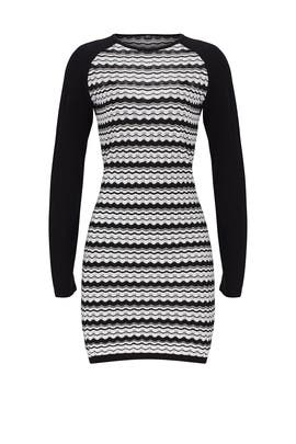 Zeal Sweater Dress by Trina Turk