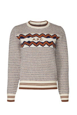 Pull Adele Sweater by A.P.C.