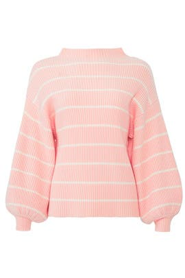 Striped Bette Sweater by Saylor
