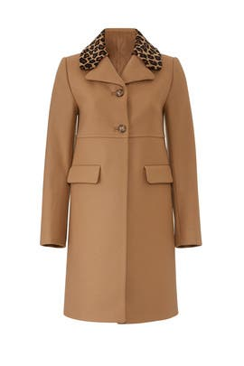 Camel Coat by Tara Jarmon