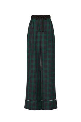 Preppy Check Pants by Tommy Hilfiger