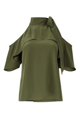 Green Empire Top by Parker