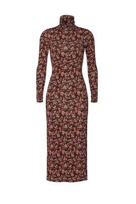 Floral Printed Heidi Dress by Ramy Brook