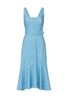 Eve Floral Dress by Jonathan Simkhai