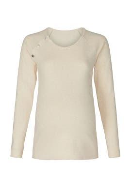 Raglan Maternity Sweater by Stowaway