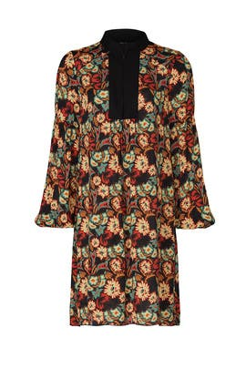 Larkspur Fileds Dress by Anna Sui