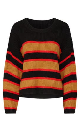 Ezra Striped Sweater by Sanctuary
