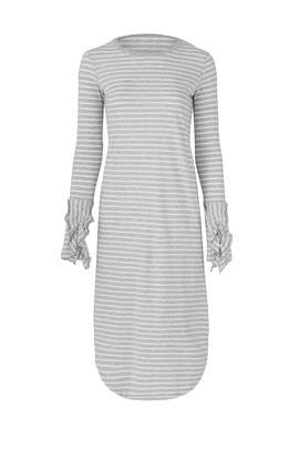 Prismatic Stripe Dress by The Fifth Label