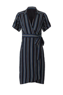 Serenity Wrap Dress by Nanette Lepore
