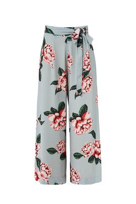 Floral Julianna Culottes by Paper Crown