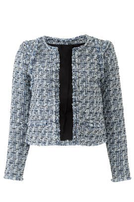 Disco Tweed Jacket by Iro
